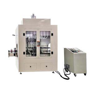 Máquina de llenado de líquidos corrosivos de tipo lineal