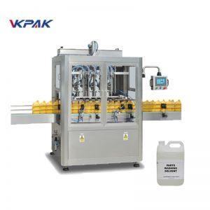 Máquina de llenado automática a prueba de explosiones para líquidos inflamables