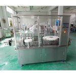Máquina automática de llenado y tapado de jarabe líquido oral