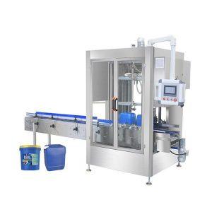 Máquina automática de llenado de peso neto